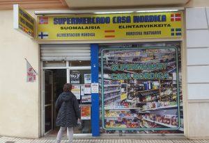 Casa Nordica mat butik