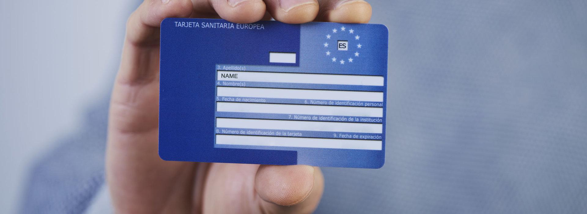 Europeiska sjukförsäkringskortet