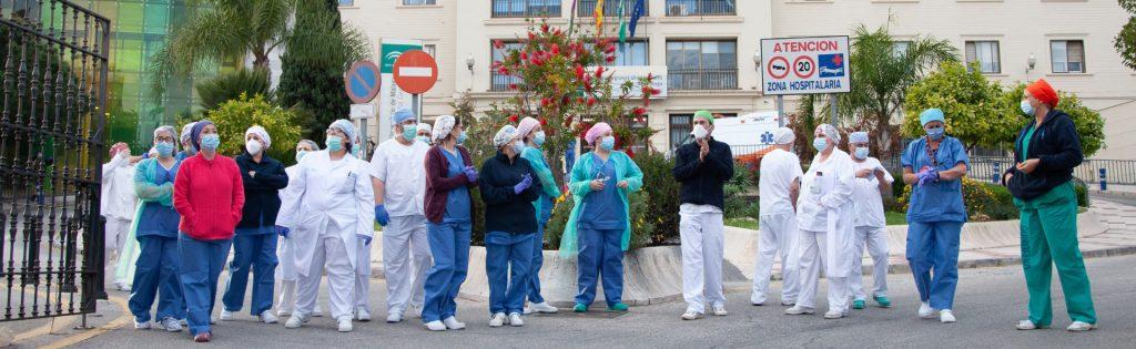 Offentlig sjukvård i Spanien
