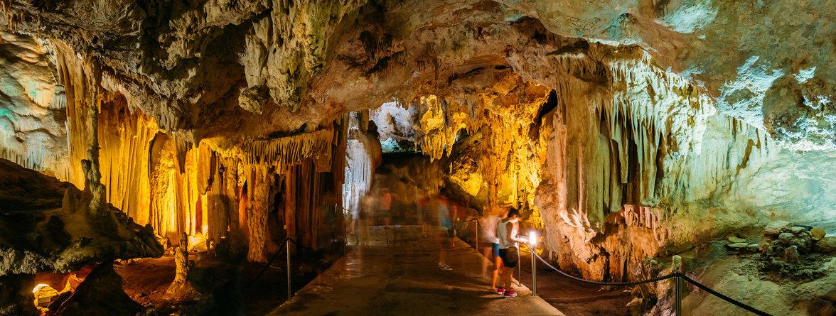 Grottorna i Nerja