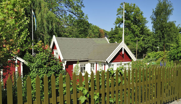 Fritidsbostad i Sverige