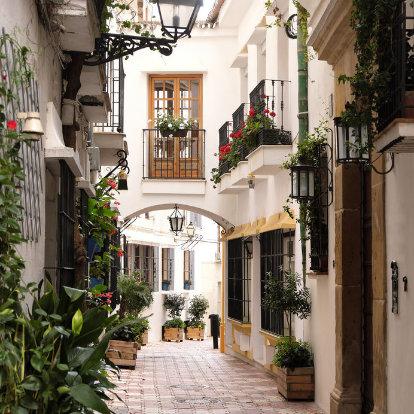 Marbella Gamla stan