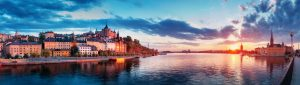 Skriva ut sig från Sverige