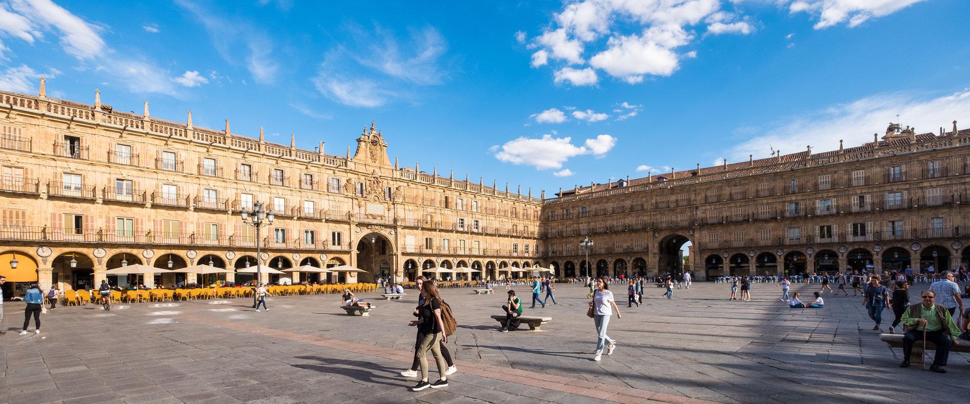 Universitet Spanien
