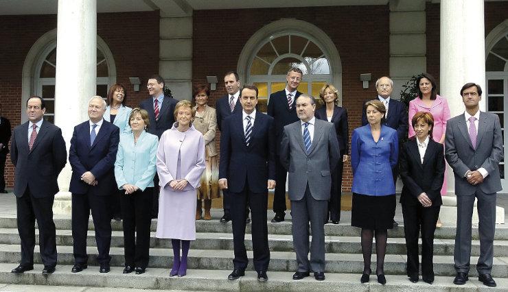 Zapateros första regering