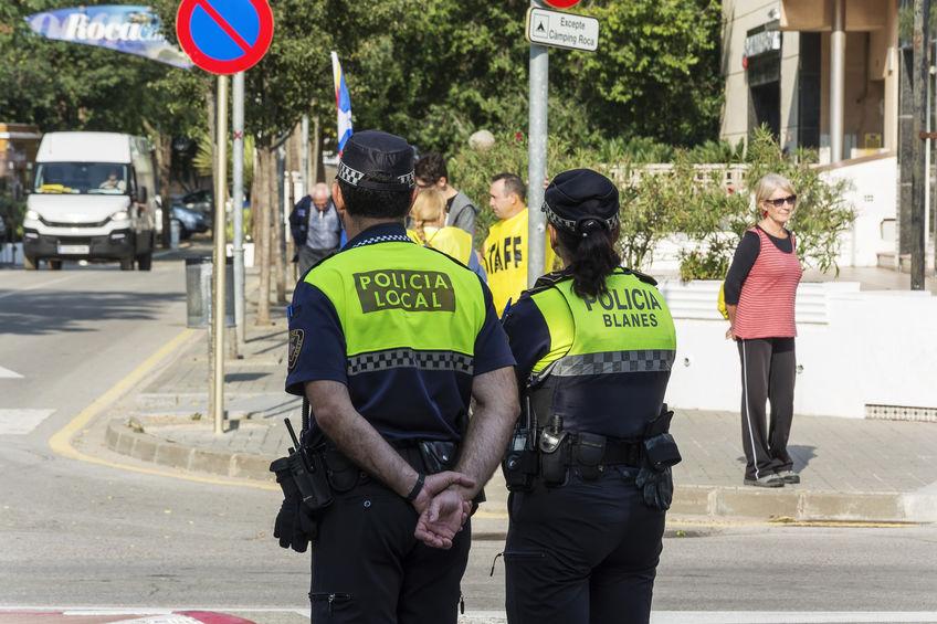 Polisanmälan Spanien Denuncia