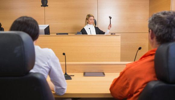Rättegångsförfarande i Spanien