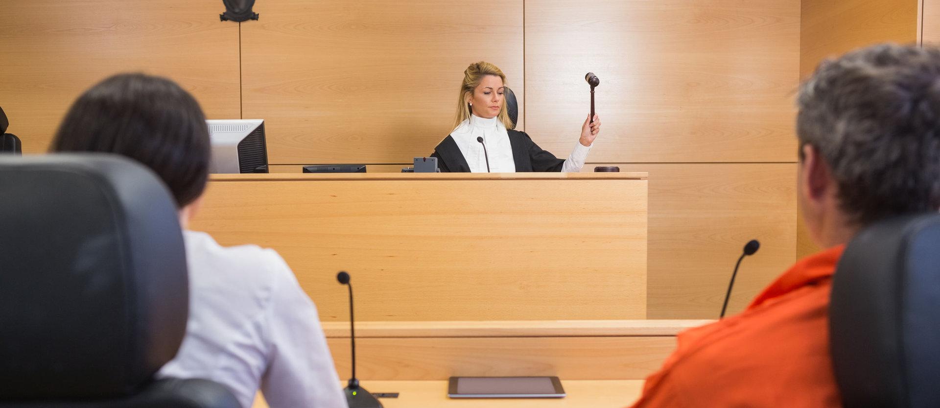 Rättegångsförfarande Spanien