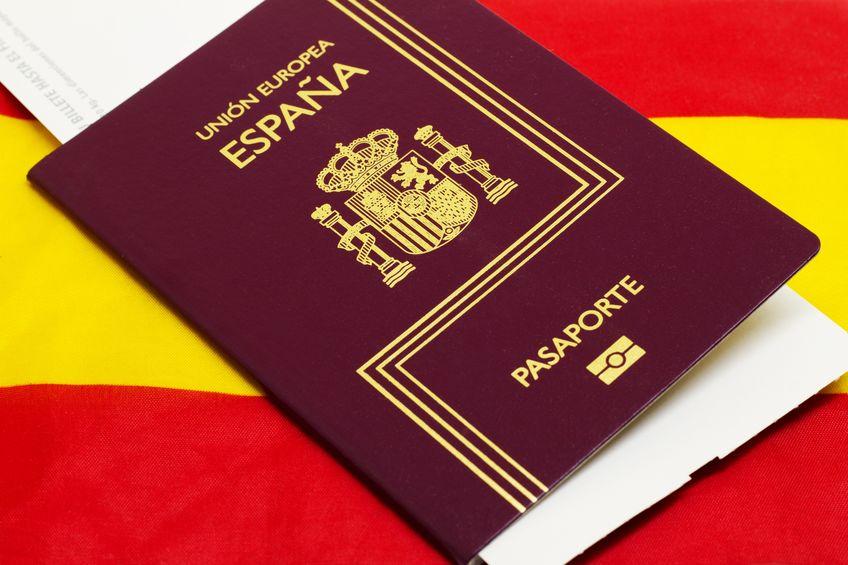 Spanskt medborgarskap