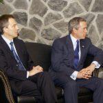 Aznar PP med världsledare