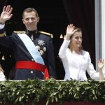 Felipe IV kröning Kung av Spanien