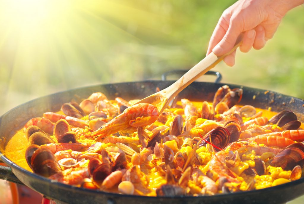 Det spanska köket